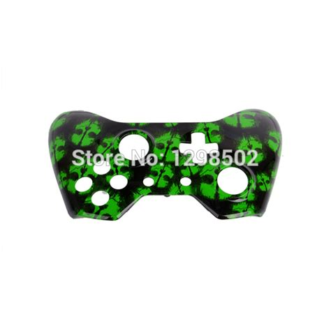 Shell For Xbox One Controller hydro dipped ghost controller shell for microsoft xbox one