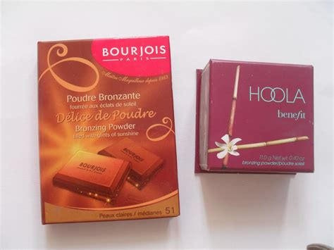 Benefit Hoola 3 0g shaaanxo bronzer wars bourjois vs benefit