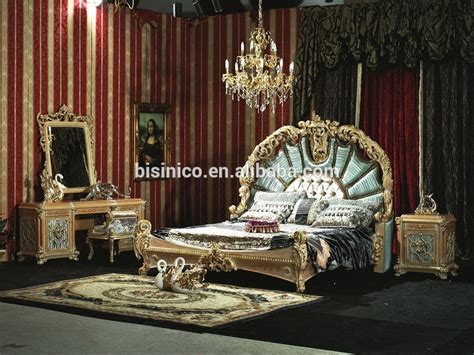 bisini antique luxury solid wood bedroom set view antique bisini new classical style bedroom set solid wood hand