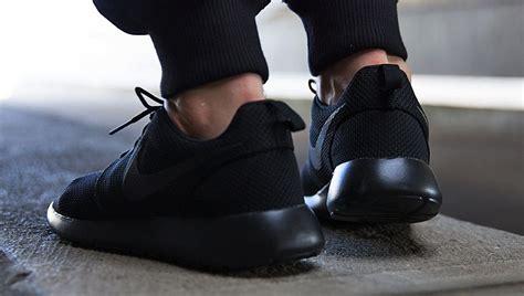 Sepatu Nike Rosherun 2 Black White Premium 1 Nike Roshe One Black Now Available Justfreshkicks