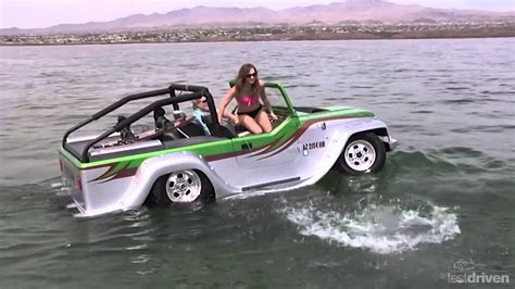 watercar panther watercar panther amphibious jeep youtube