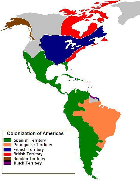 la colonizaciã n espaã ola el mundo ideal edition books colonizaci 243 n europea de am 233 rica 1750