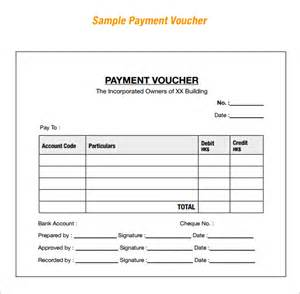 Cheque Voucher Template by 7 Free Payment Voucher Templates Excel Pdf Formats