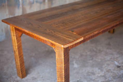 Farm Tables Reclaimed Wood Farm Table Woodworking Farm Table