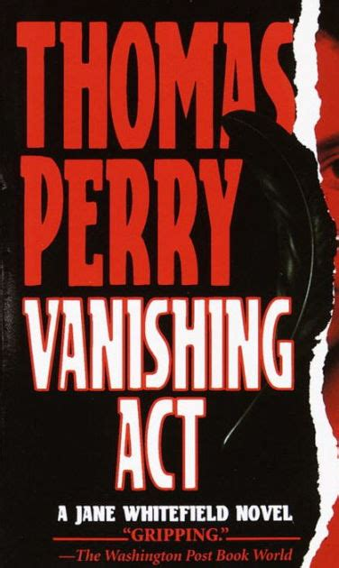 libro vanishing acts vanishing act jane whitefield series 1 by thomas perry nook book ebook barnes noble 174