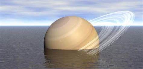 strange facts saturn solar system dav pgc it lab