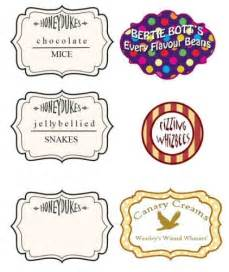 viewed free honeydukes sweets labels harry potter