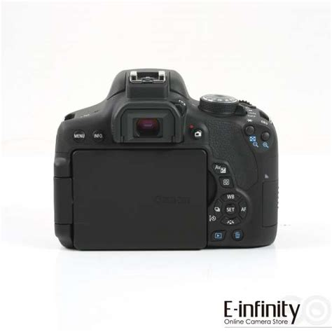 Canon Eos 750d Kit With Ef S 18 55mm Is Stm Built In Wifi canon eos 750d dslr ef s 18 55mm f 3 5 5 6 is stm lens kit