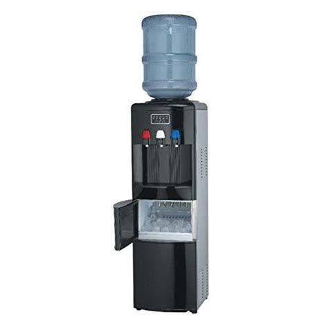 Water Dispenser With Cooler igloo water cooler dispenser with maker stainless steel new ebay