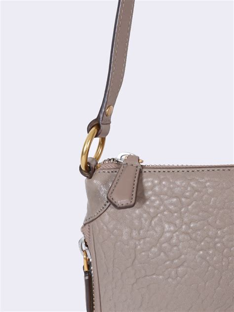 Marc Washed Leather Purse by Marc By Marc Washed Up Zip Grained Leather