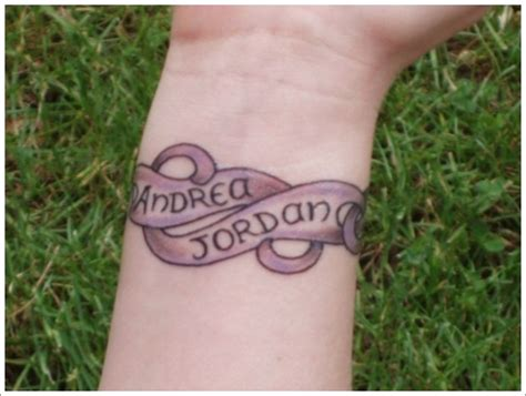 beautiful inner wrist tattoo design for girls
