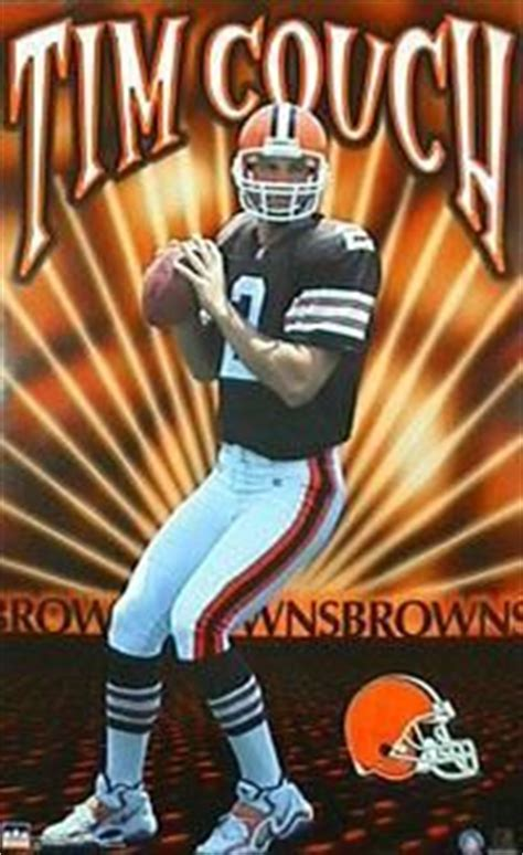 cleveland browns couch 1000 ideas about tim couch on pinterest bill romanowski