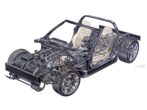 Wanted Chassis Pics Cut Aways Transparent Body Chassis