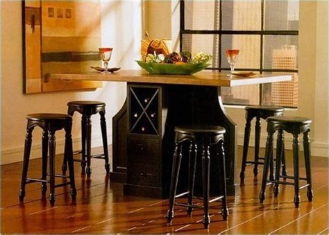 Kitchen Table With Storage Underneath Ideas Home Decorations Kitchen Table With Storage Underneath