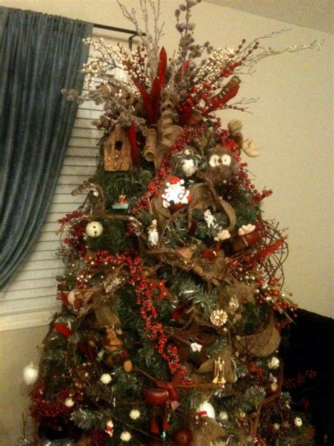 how to decorate a tree in western 30 stunning new ways to decorate country tree magment
