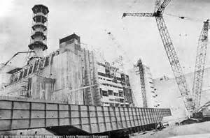 Haunting shots of chernobyl nuclear disaster that revealed