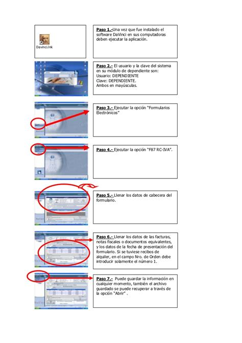 formulario 110 como llenar formulario dependientes bolivia impuestos guia davinci dependientes formulario 110