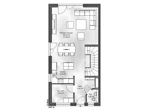 Haus 7m Breit by Haus 6m Breit 28 Images Doppelhaus Grundriss Beispiele