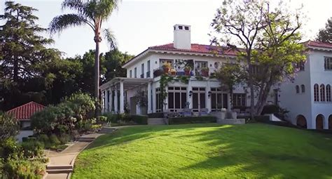 angelina jolie mansion angelina jolie buys cecil b demille s estate for