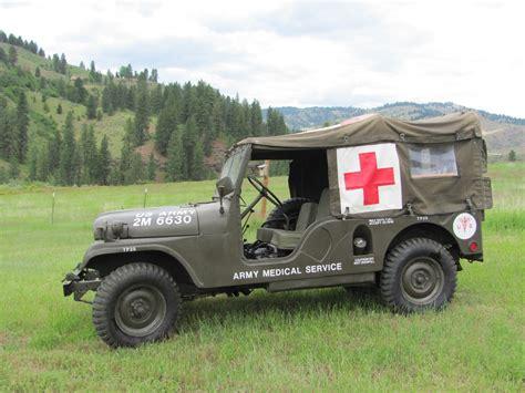jeep m170 m170 willys ambulance jeep registry