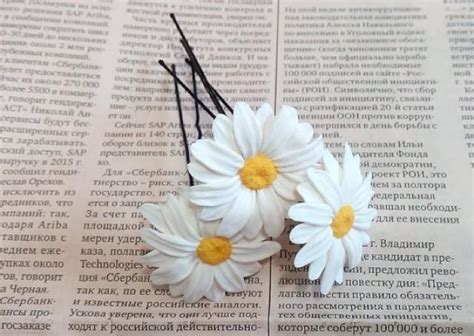 Wedding Hair Accessories Daisies by Daisies White Flower Wedding Hair Accessories Bohemian