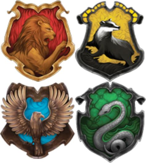 hogwarts houses by lightyagamiftw on deviantart