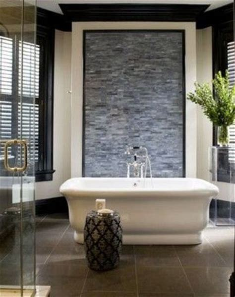 feature wall bathroom ideas glamorous bathroom feature wall image by sutton
