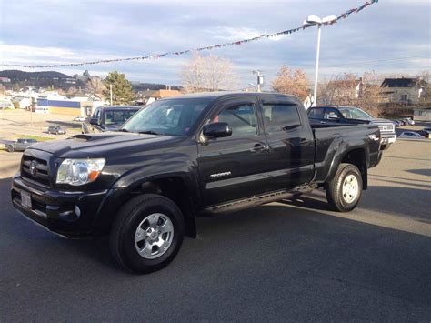 toyota used inventory used 2008 toyota tacoma trd sport in edmundston used