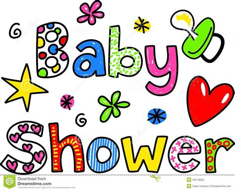 Free Baby Shower Clipart by Baby Shower Clipart Clipart Suggest