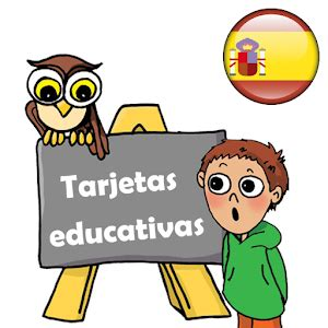imagenes de autoridades educativas tarjetas educativas en espa 241 ol android apps on google play
