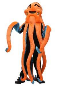 Diy Halloween Window Decorations Child Octopus Costume