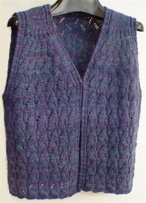 knit vest pattern pin by holt on knitting patterns sweaters