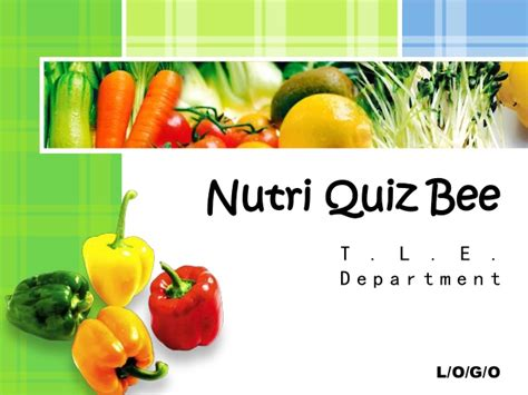 themes for quiz bee nutri quiz bee
