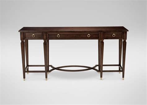 furniture console table elmont console table console tables