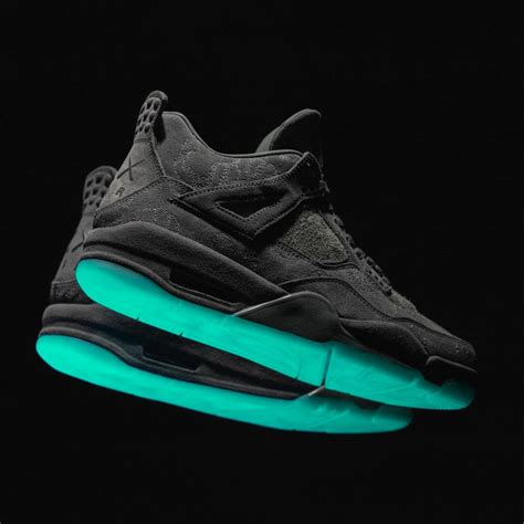 Air 4 Retro Kaws kaws x air 4 retro release info sneaker shouts