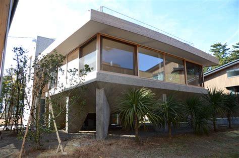 Small House Interior Designs Atelier Bow Wow Beach House Japan