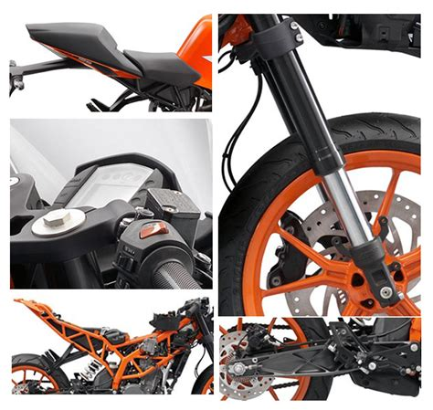 Ktm 125 Sports Bike 2017 Ktm Rc 125 Sportbike Review Specs Pics Bikes