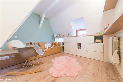 le chambre d enfant chambre d enfant sous les toits design d space c 244 t 233 maison
