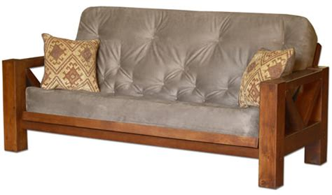 big futon big daddy chaddoc finish futon frame by simmons futons