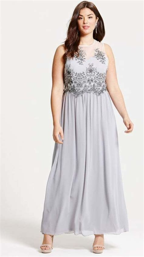 More Maxi Dresses Are You Bored Yet by Flattering Plus Size Bridesmaid Dresses For Your