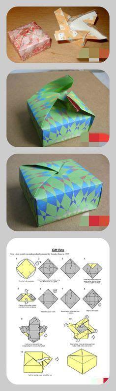 Cool Origami Boxes - origami jedi master yoda designed by fumiaki kawahata