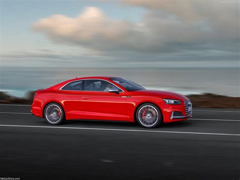 Audi S5 Coupe (2017) picture 16 of 98 1280x960