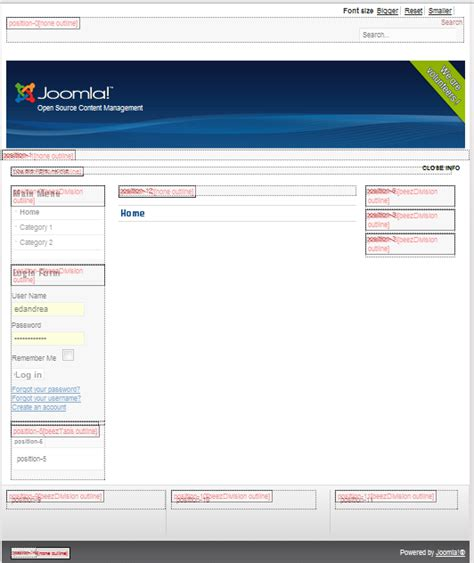 drupal different templates for different pages разные шаблоны для внутренних страниц joomla для каждой
