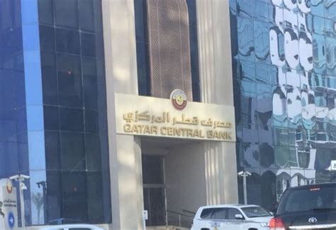 qatar central bank qatar central bank chief will consider issue of