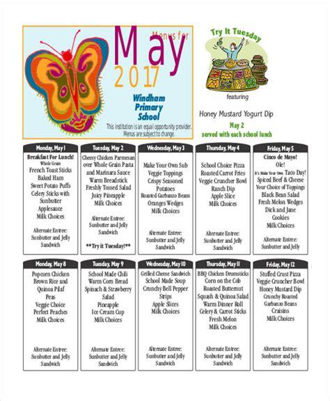 school calendar templates  word  format