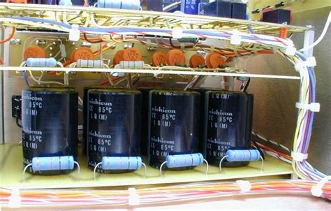 lifier power supply capacitors how to select an hf lifier