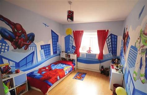 spiderman themed bedroom spiderman bedroom ideas spiderman bedroom inspired movie