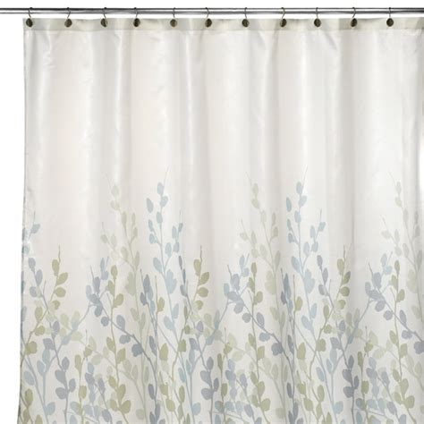 spa shower curtain bed bath beyond shower curtain decorative accents