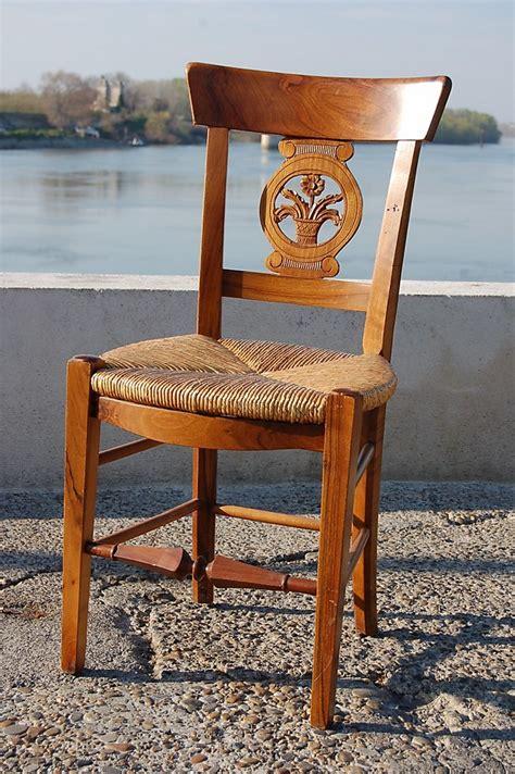 chaise directoire chaise directoire en noyer de 55 433