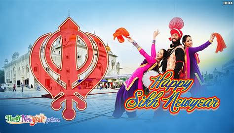 sikh new year wishes images